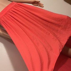 Zara Skirts - Beautiful Polyester Zara Hi-Low Skirt!